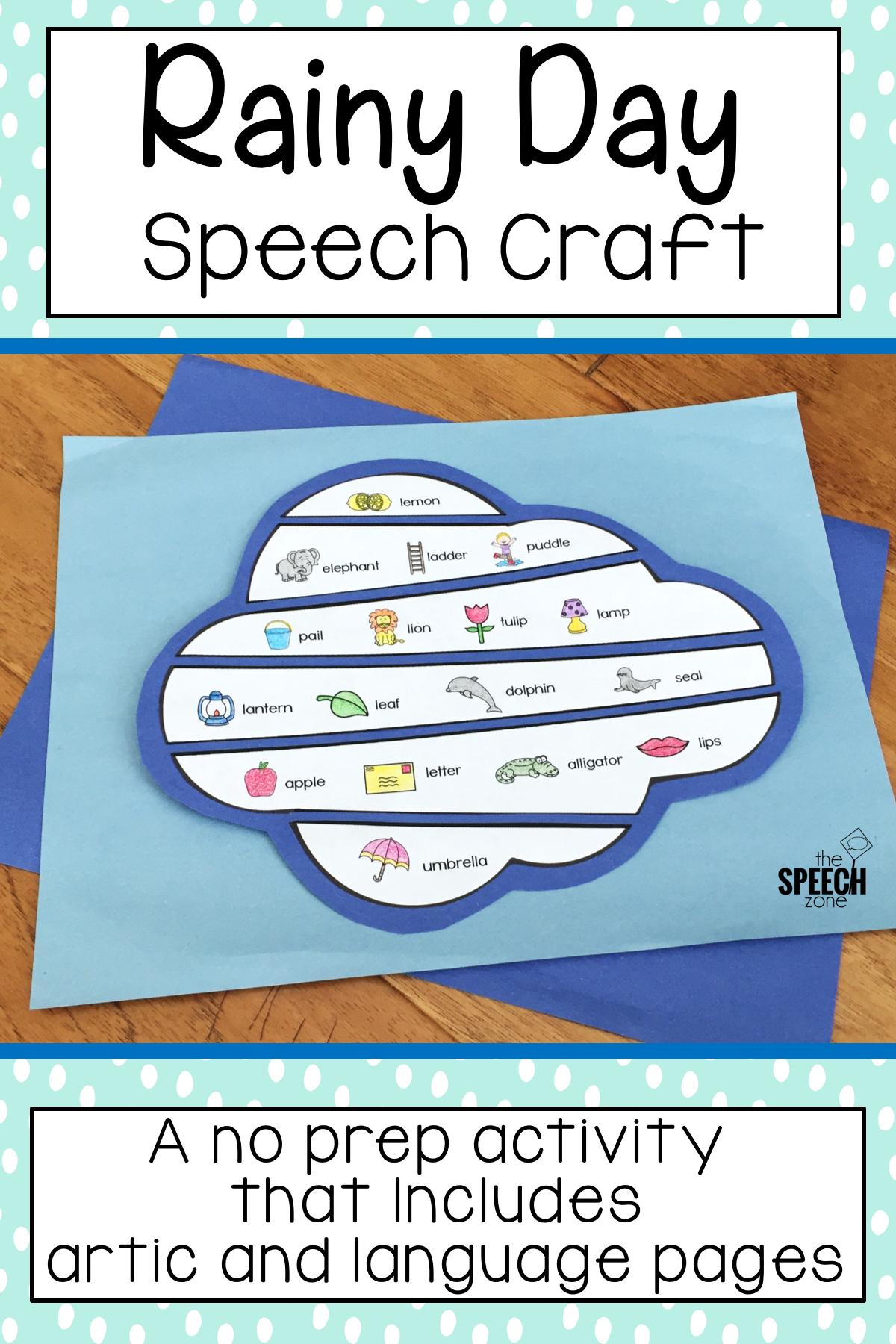 Spring Cloud Speech Craft