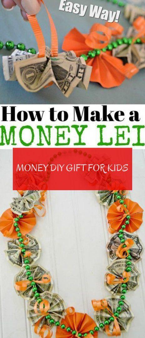 Geld Diy Geschenk Für Kinder