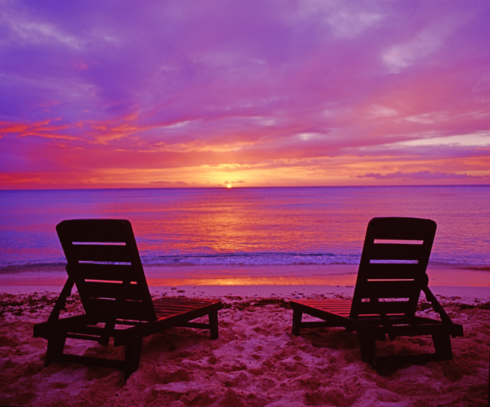 Clearwater Beach, Therapy, Florida, Pink Sunset, Beach Sunsets, My Happy  Place, Beach Chairs, Quotes, Life S
