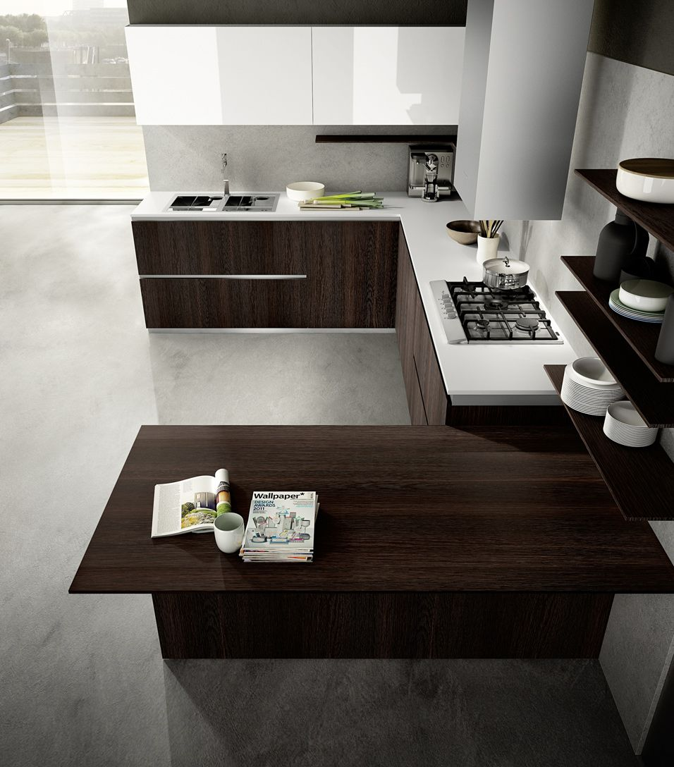 Pin by Cucine Composit on Mood - Modern Kitchen by Composit ...