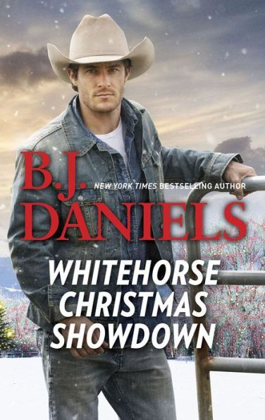 Whitehorse Christmas Showdown: The Mystery Man of Whitehorse\Classified Christmas