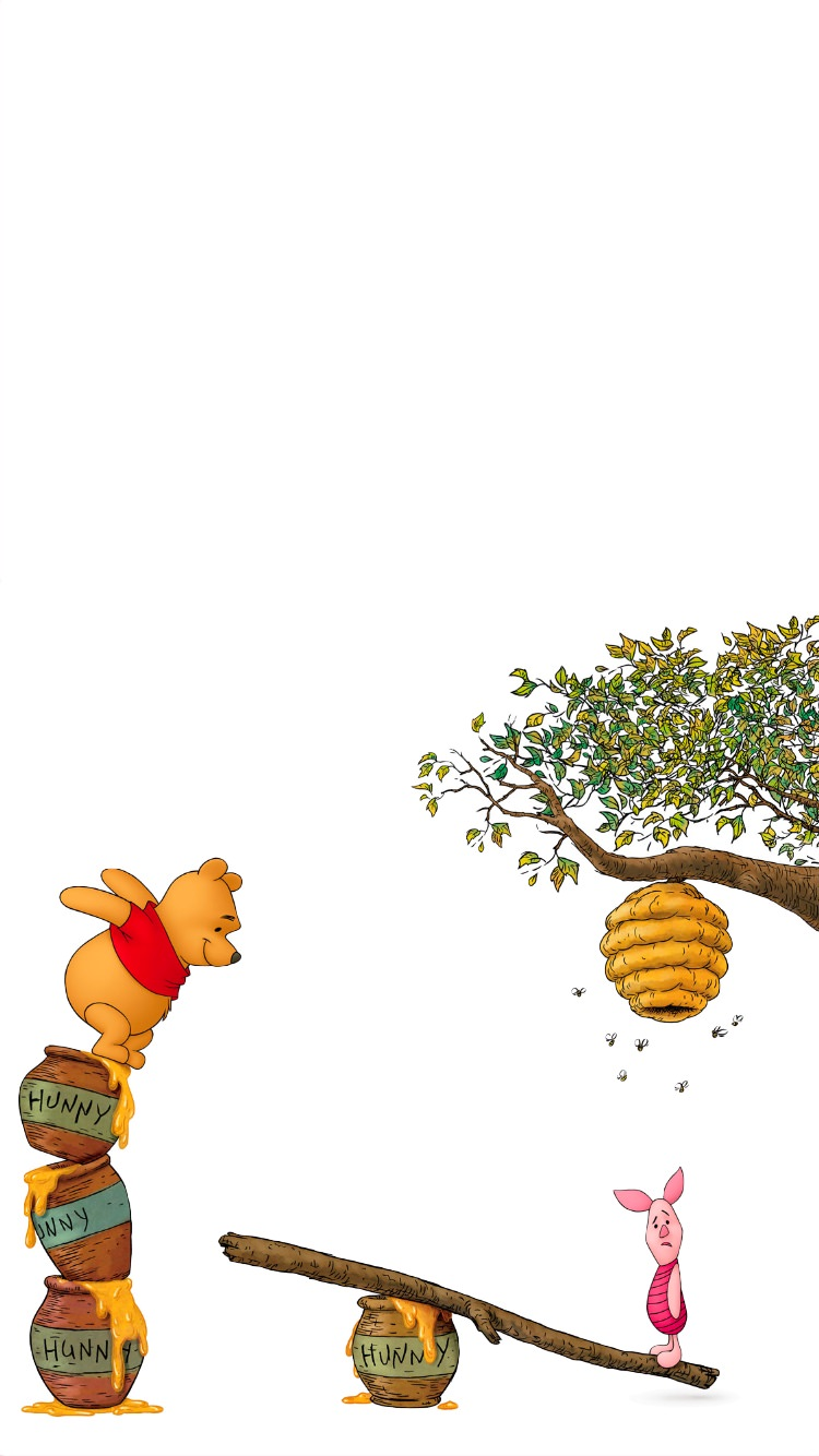 くまのプーさん ディズニー 21 無料高画質iphone壁紙 めちゃ人気