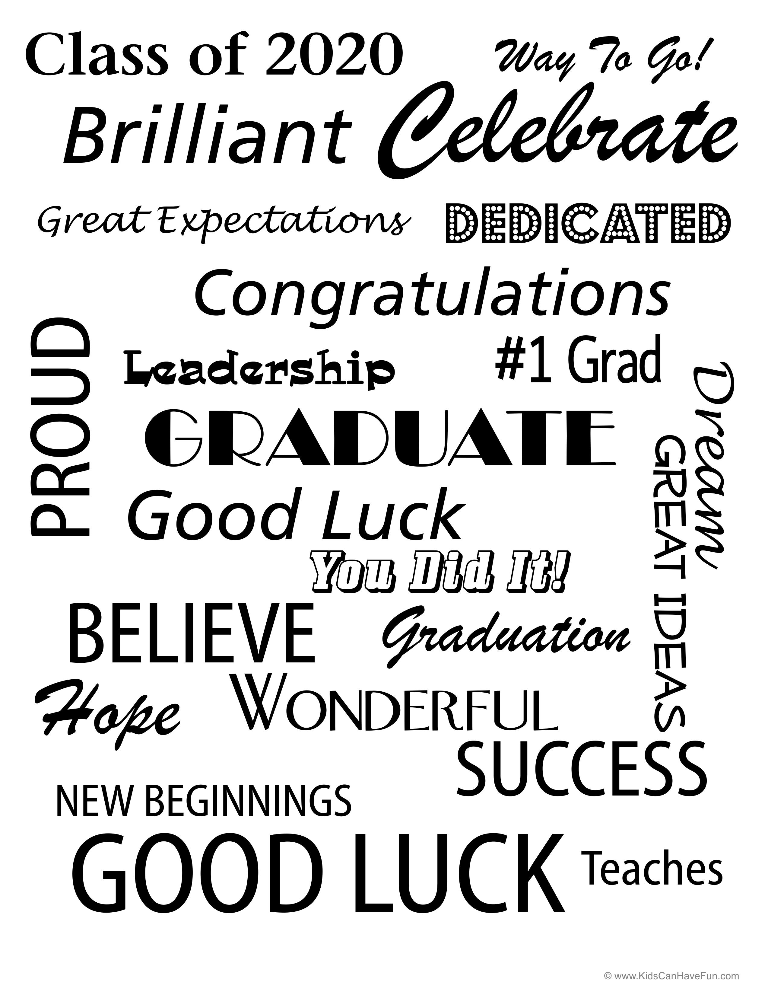 Pin on Last Day of School, Graduation, Thank You Teacher