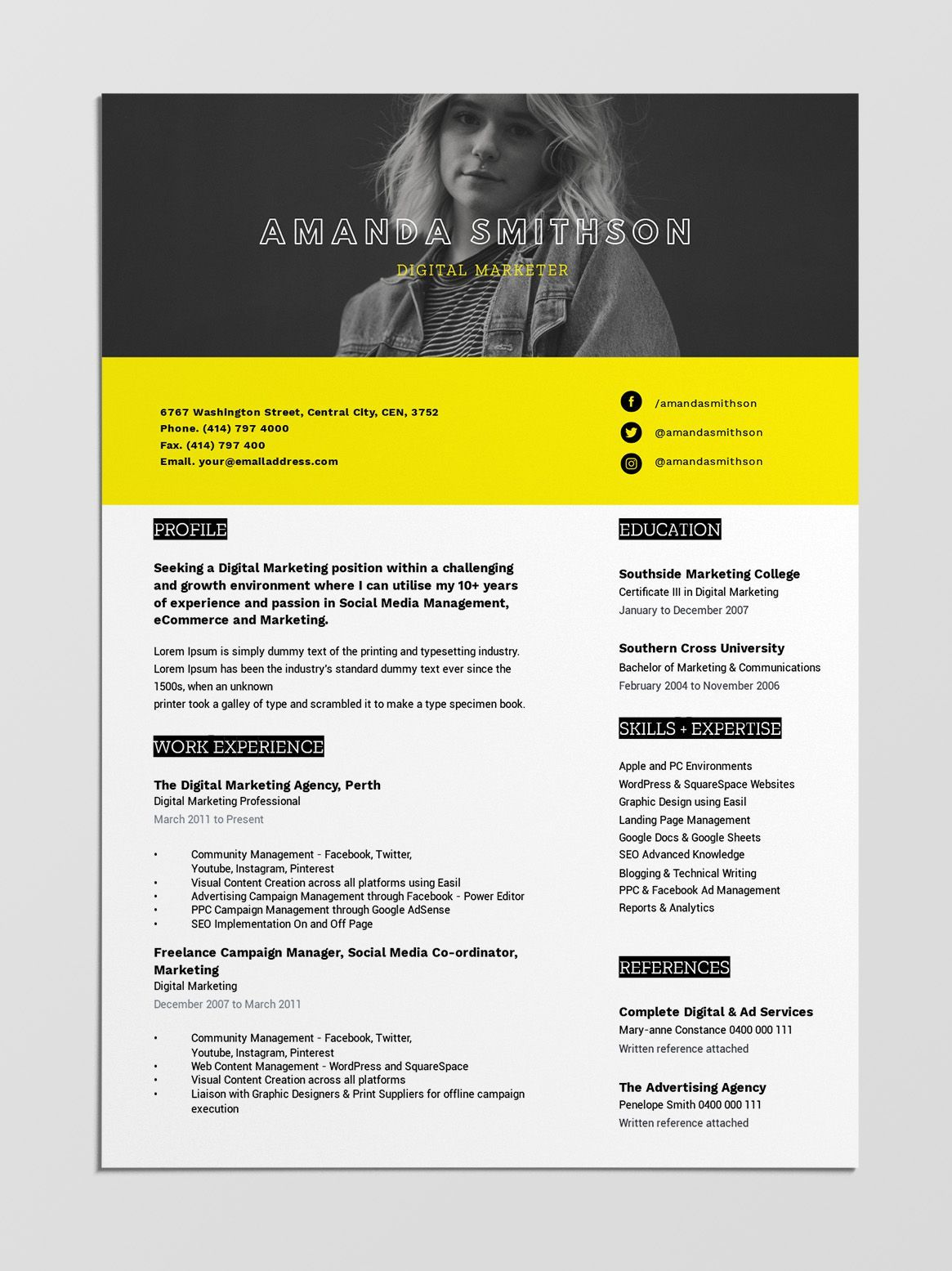 12 Best Free Resume Templates Tips On How To Stand Out Resume Cv Curriculumvitae Buildin Resume Template Free Best Free Resume Templates Resume Templates