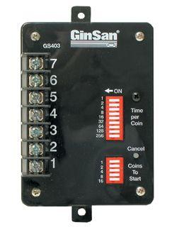 GinSan Industries Vacuum Timer, 110 Volt - Dultmeier Sales | Vacuums