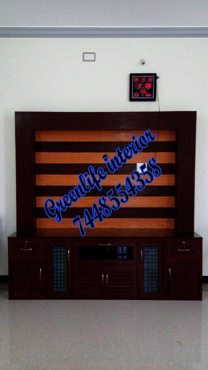 Pvc Tv Showcase Tv Cabinet Furniture Online Balabharathi: Pvc Kitchen Cabinet Doors In Nagapattinam, Pvc Kitchen