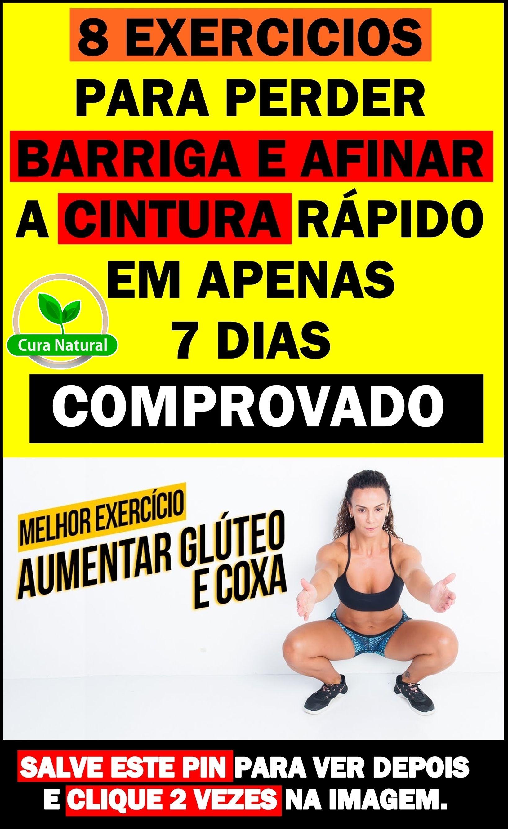 Receita Detox Natural Para Emagrecer E Dar Energia Exercicio