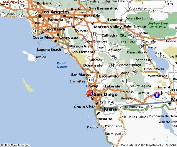 Southern California Beach City Maps Orange County Map Los Angeles Map San Diego Map Southern California Map Southern California Beaches San Diego Map