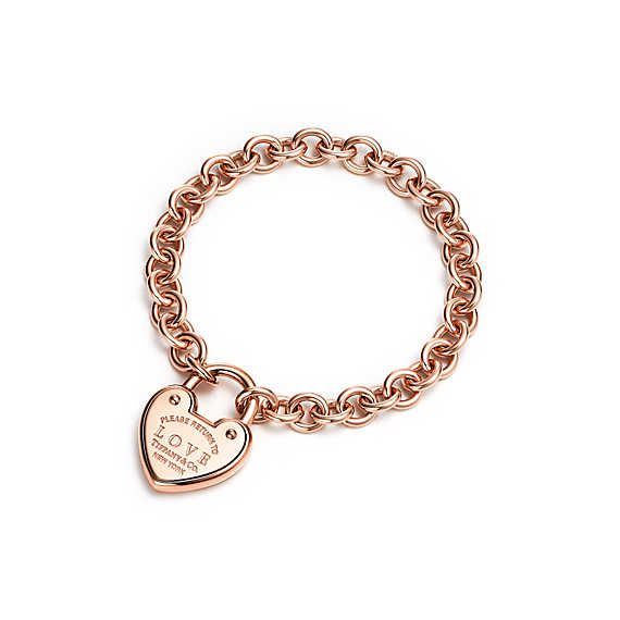d03f764a80d85 Return to Tiffany®:Love Lock Bracelet in 2019 | Products I Love ...
