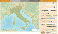 Reiseblog: Landkarten selbst online gestalten