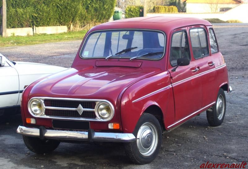 renault 4 l 39 historique renault pinterest. Black Bedroom Furniture Sets. Home Design Ideas