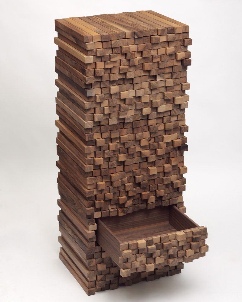 Woodenheap 2011 holz minimalistische m bel m bel for Ausgefallene mobel