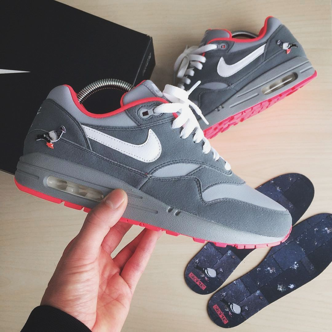 detailed look e9a92 85622 ... Nike ID Air Max 1 Custom (by raphisajoke) ...