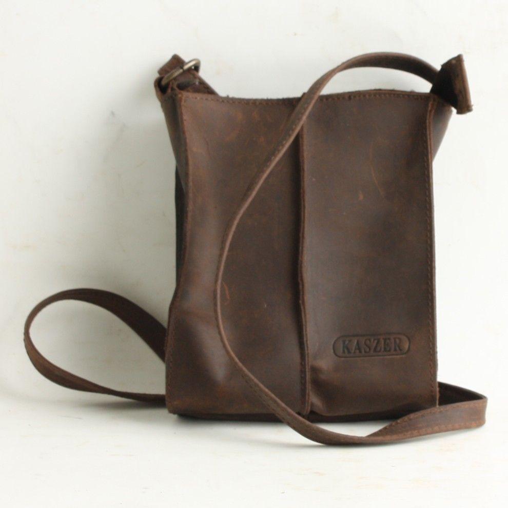 Kaszer bag Dubai dark brown - Bags - Bags & More