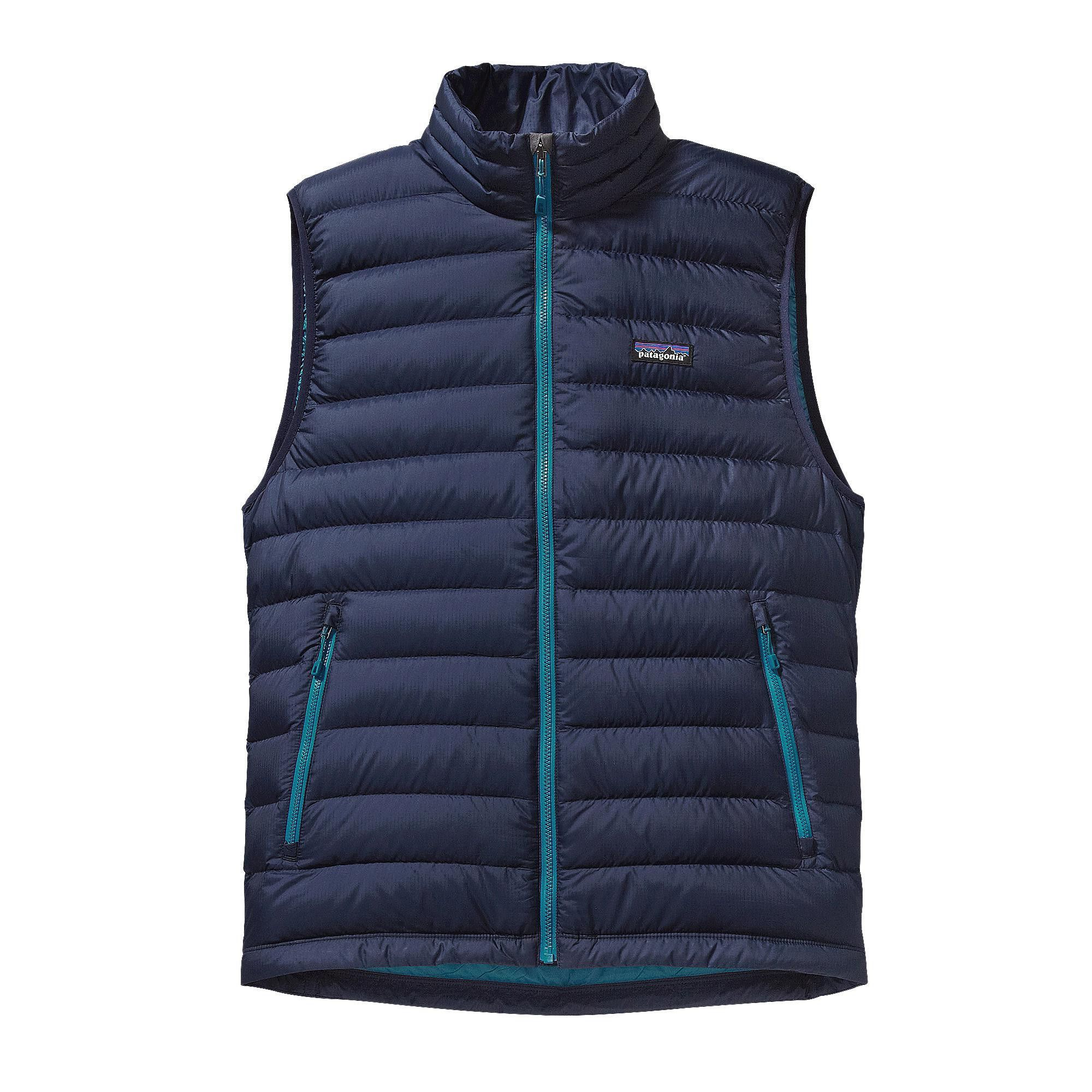 Patagonia Men's Down Sweater Vest in 2020 | Sweater vest