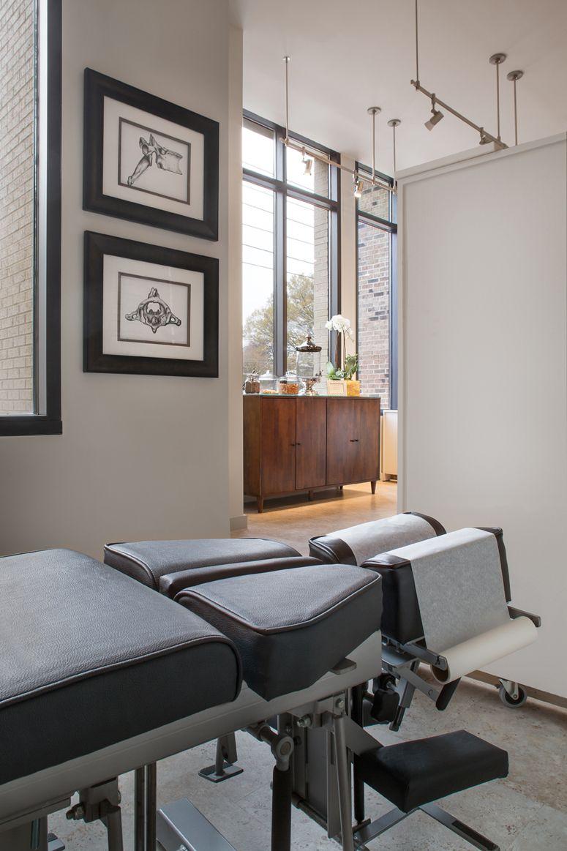 Chiropractic Office Furniture Design Atlanta Office