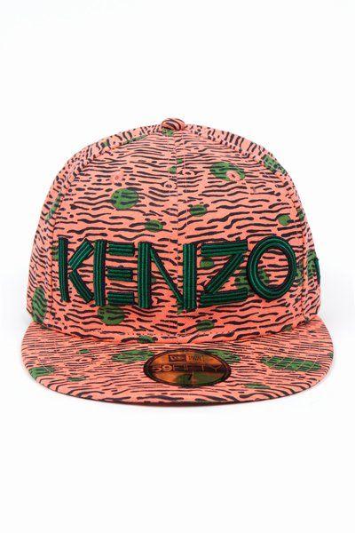 5eca2a8c64f Kenzo x New Era Fitted Hat