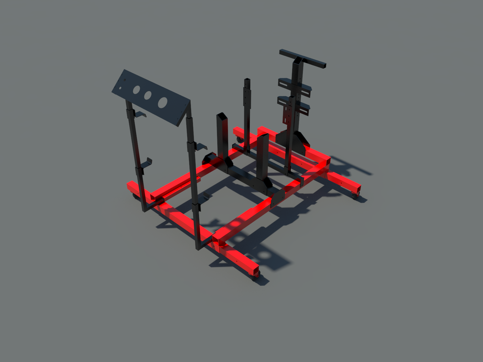 build your own engine testing stand diy plans fun to build save money [ 1600 x 1200 Pixel ]