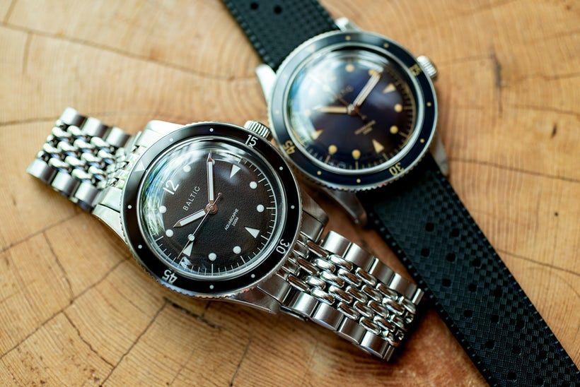 a9ad6fbda Hands-On: The Baltic Aquascaphe Diver - HODINKEE Vintage Rolex, Chronograph,  Omega