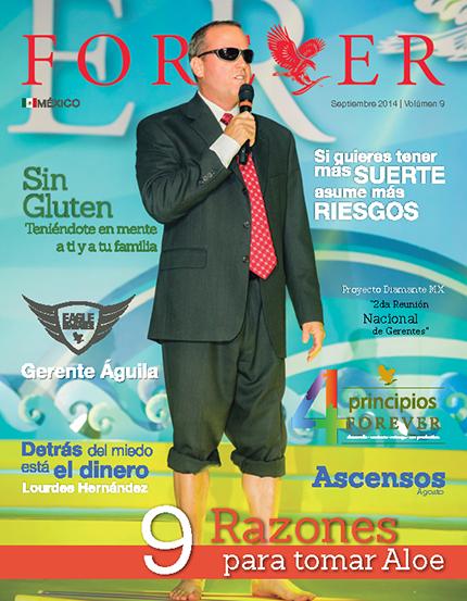 Boletín Forever   Septiembre 2014