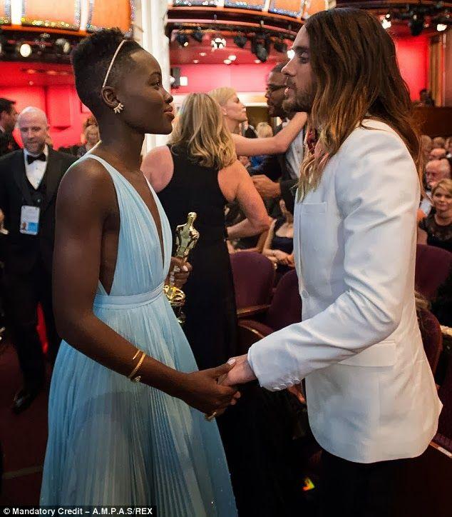 Lupita Nyong Is Dating Actor Jared Leto