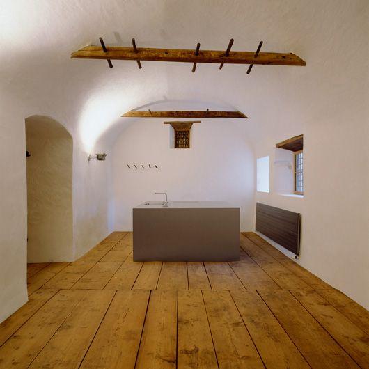 ruch partner architekten ag projekte chesa madalena zuoz hans j rg ruch furniture. Black Bedroom Furniture Sets. Home Design Ideas