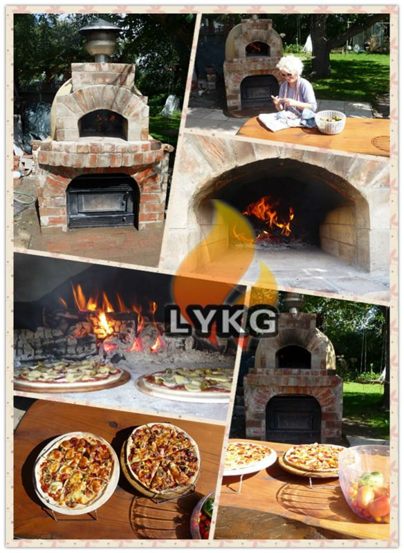Used Pizza Ovens For Sale >> Refractory Fire Clay Brick Used Pizza Ovens For Sale 178