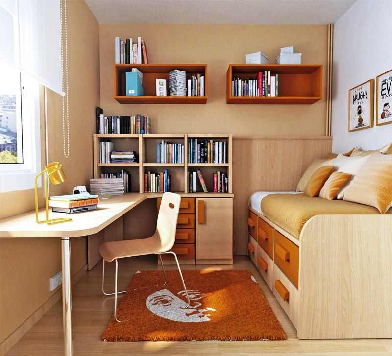 Computer Room Small Bedroom Inspiration Small Bedroom Arrangement Bedroom Arrangement