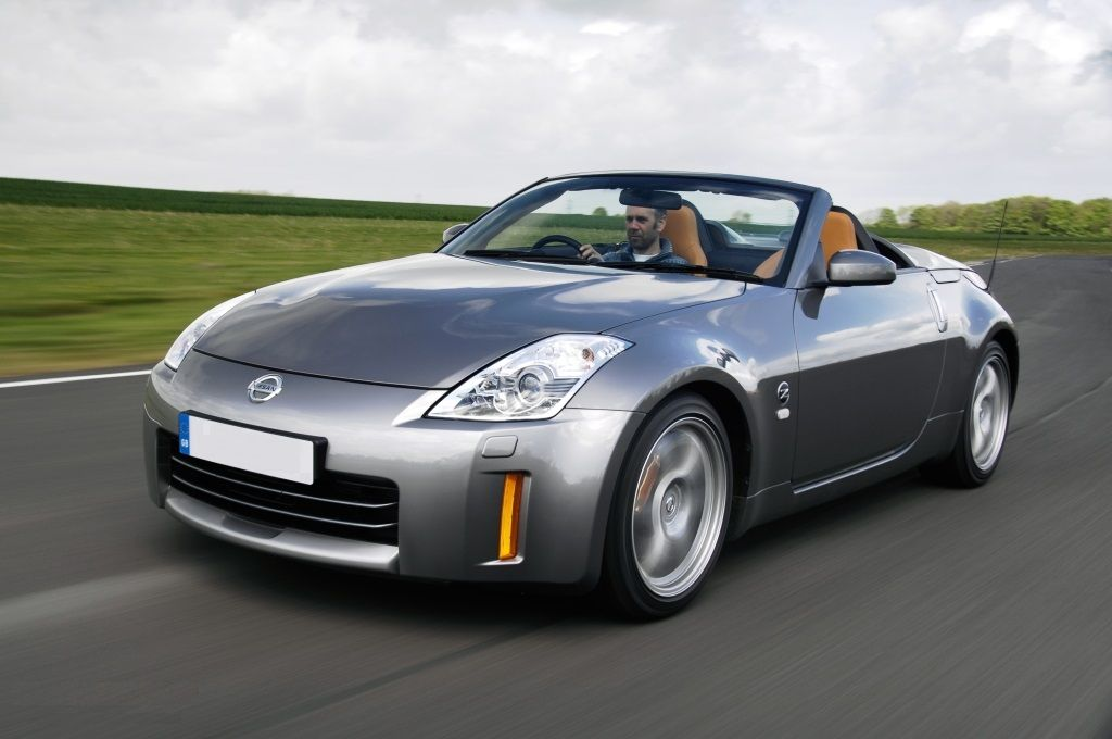 Used Nissan Z Touring Roadster Sports Cars The Video Below - Sports cars that start with z