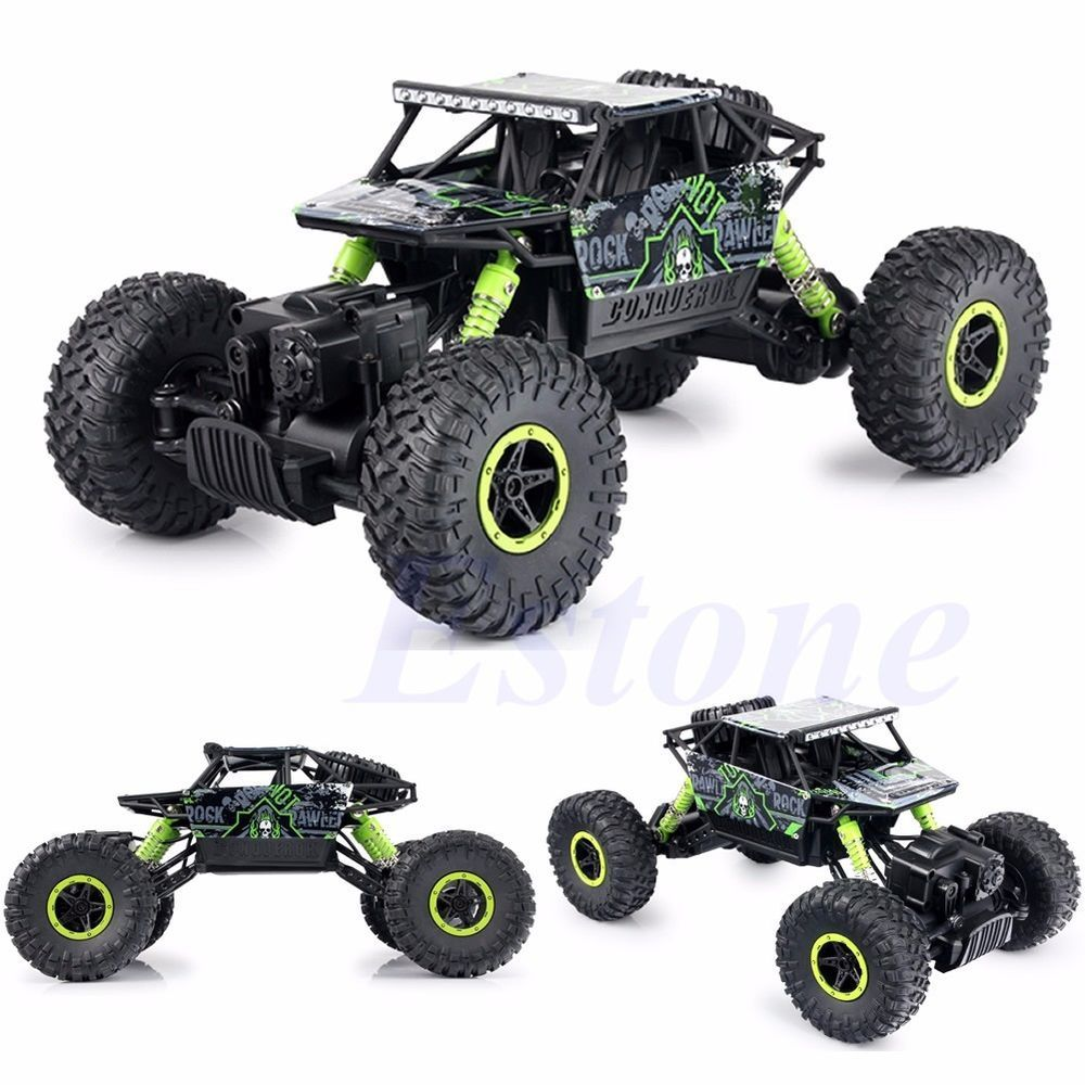 1 18 24g 4wd Rc Toy Car Remote Control Model Cars Climbing Off