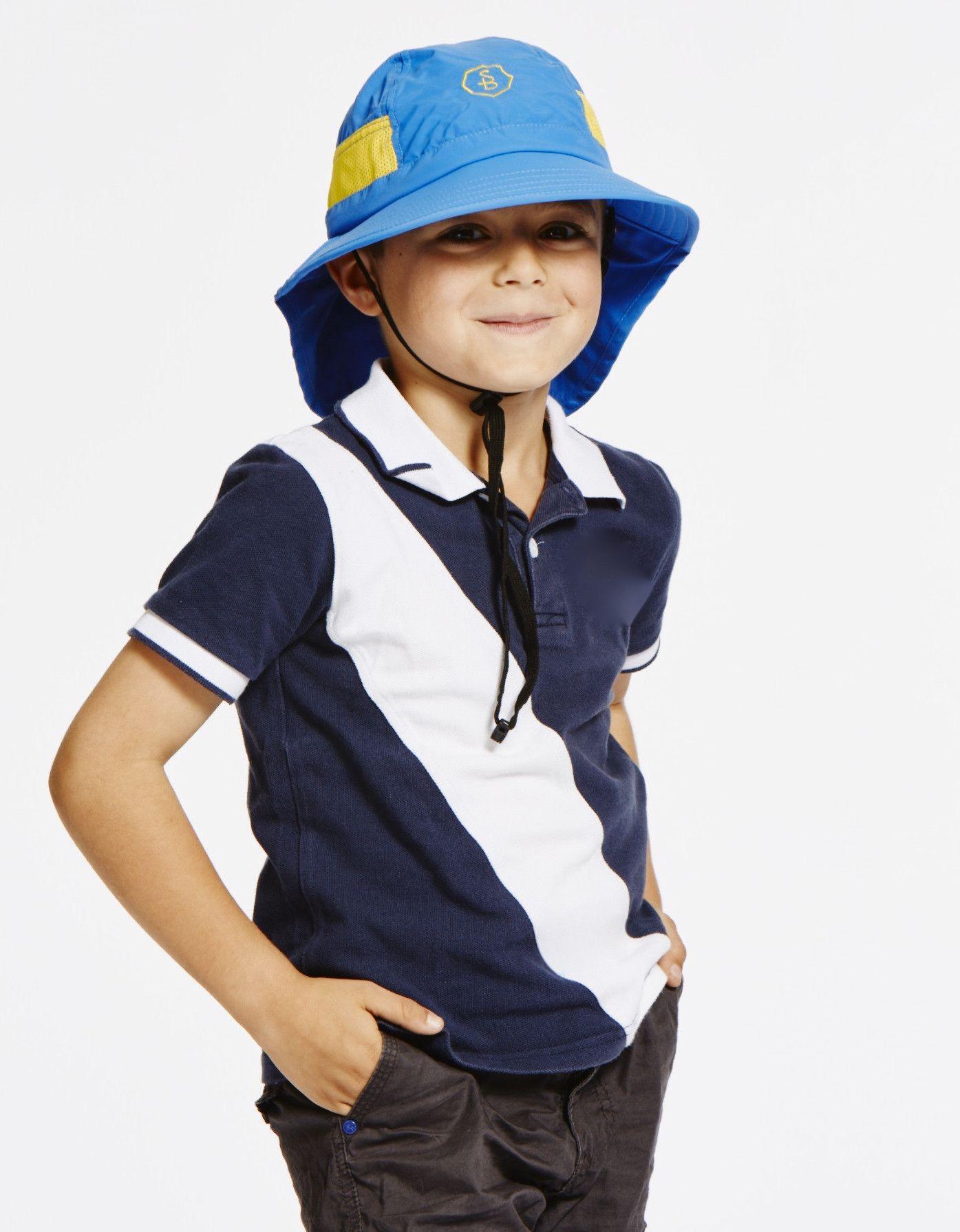 4dde0f31 Kids Playtime Sun Hat UPF50+   Solbari // Sun Hats   Hats, Sun hats ...