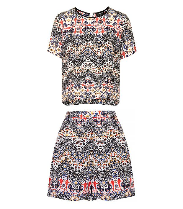 Must-Have: Printed Matching Set // #ShoppingList