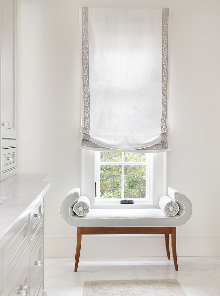 Roman Shades would prefer them to