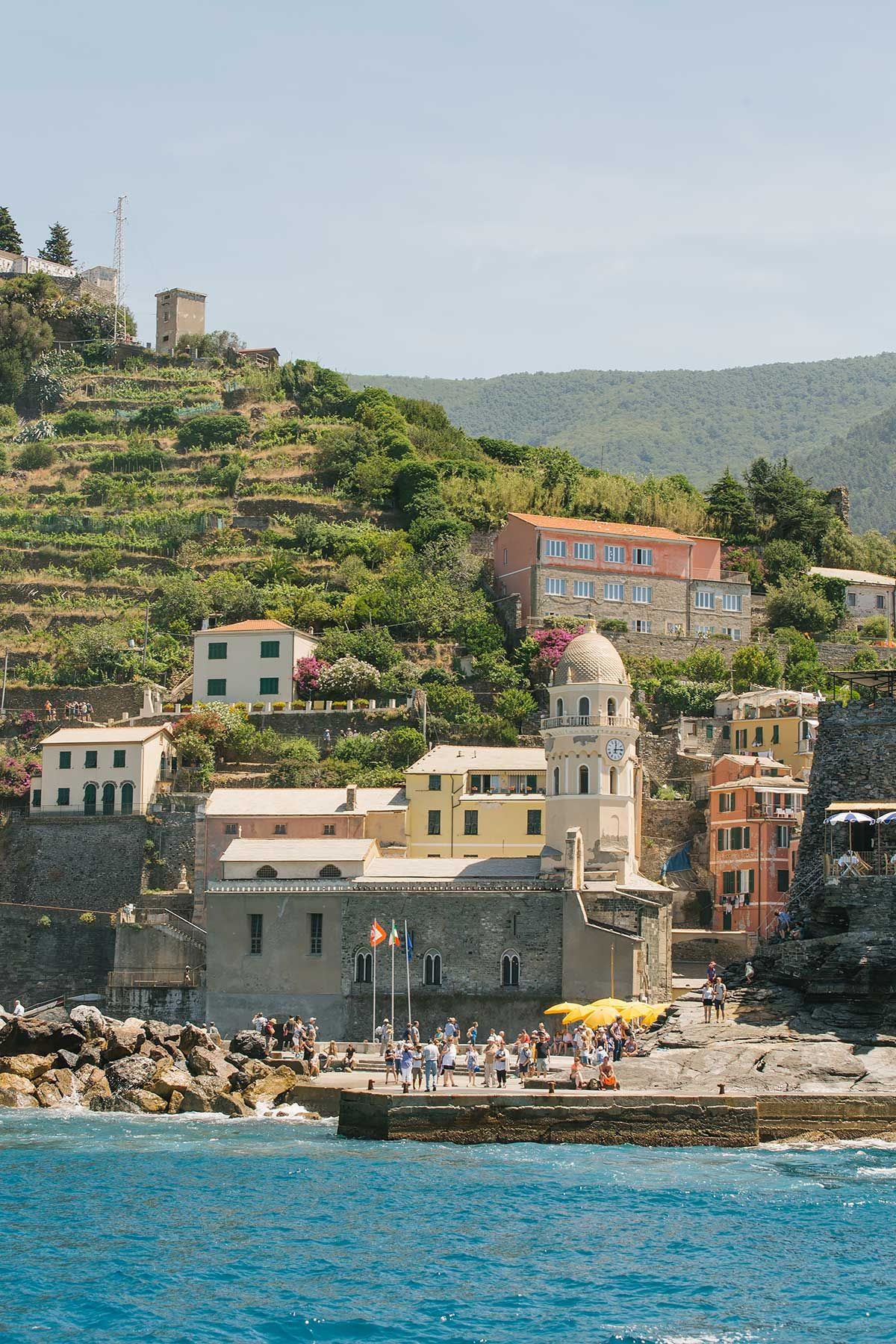 hands down, this is where you should stay in cinque terre | europe
