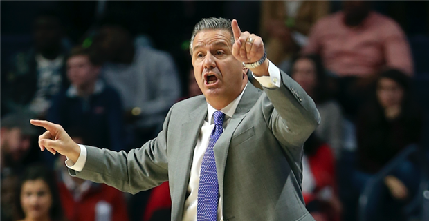 Bovada makes Kentucky betting favorite to win it all in