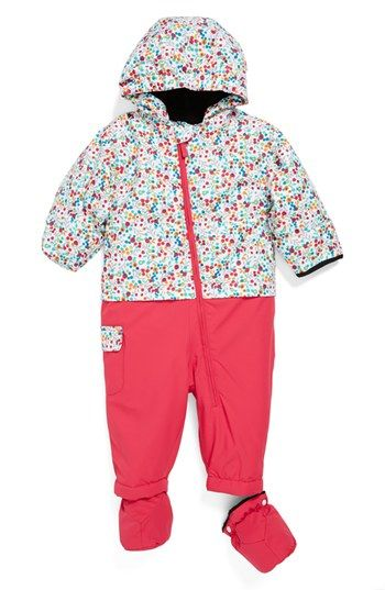 3d7b69364 Roxy  Sweet Pea  Snow Suit (Baby Girls) available at  Nordstrom ...