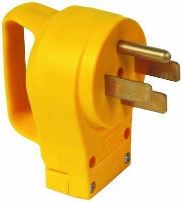 Camco 55255 50 Amp Powergrip Replacement Plug