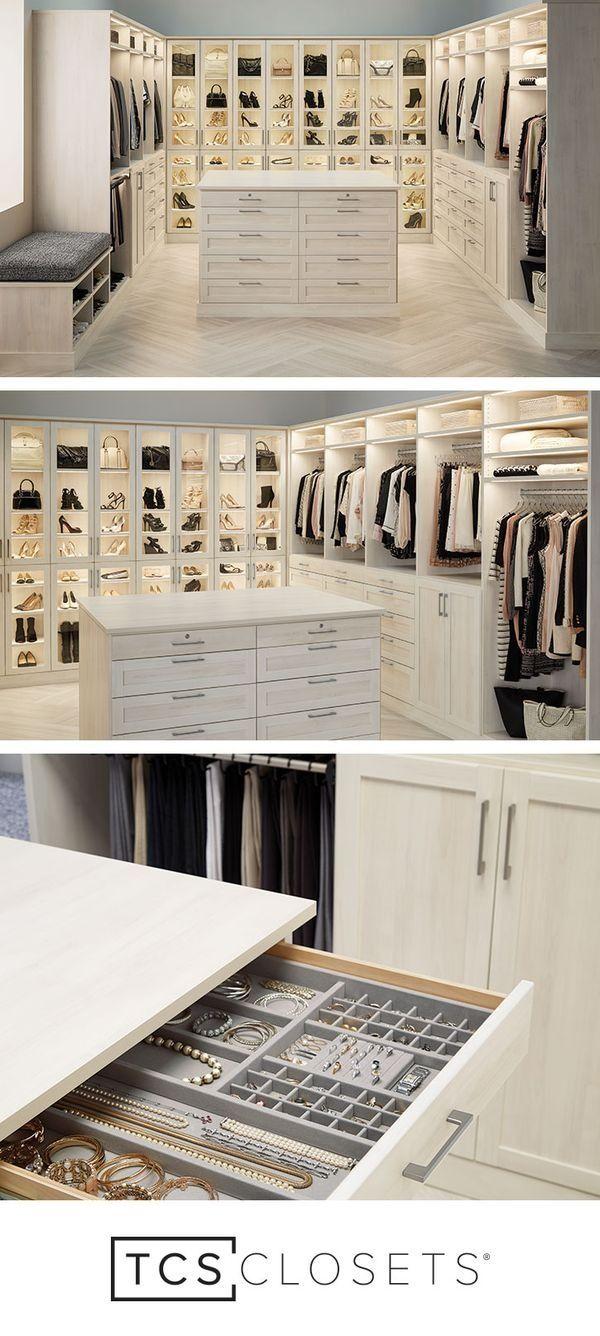 Is It Your Master Closet Or Favorite Boutique Laren Closets The Custom
