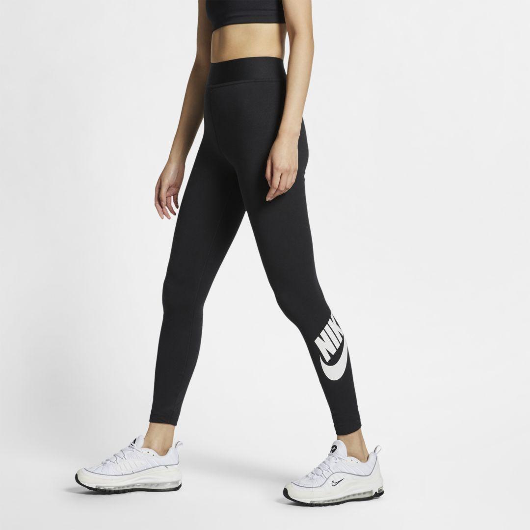 Nike Sportswear Leg A See Women S High Waisted Leggings Nike Cloth Womens High Waisted Leggings High Waisted Leggings Pants For Women