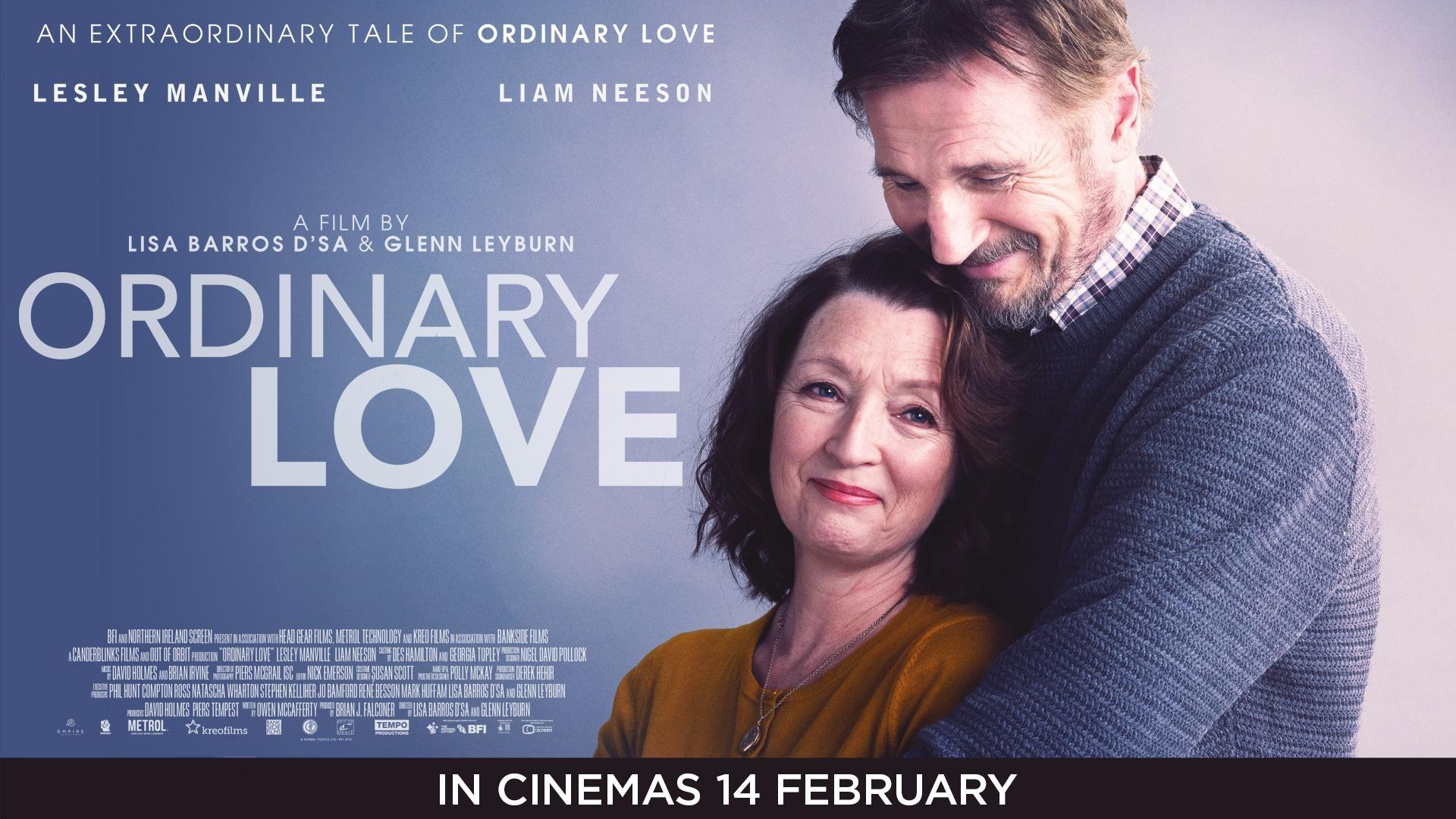 Ordinary Love | Movie info, Liam neeson, Manville