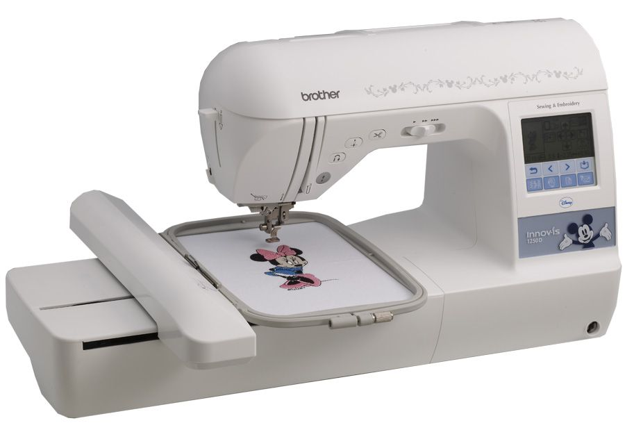 Brother Innov-is NV-1250 Disney Sewing | Projects to Try | Pinterest