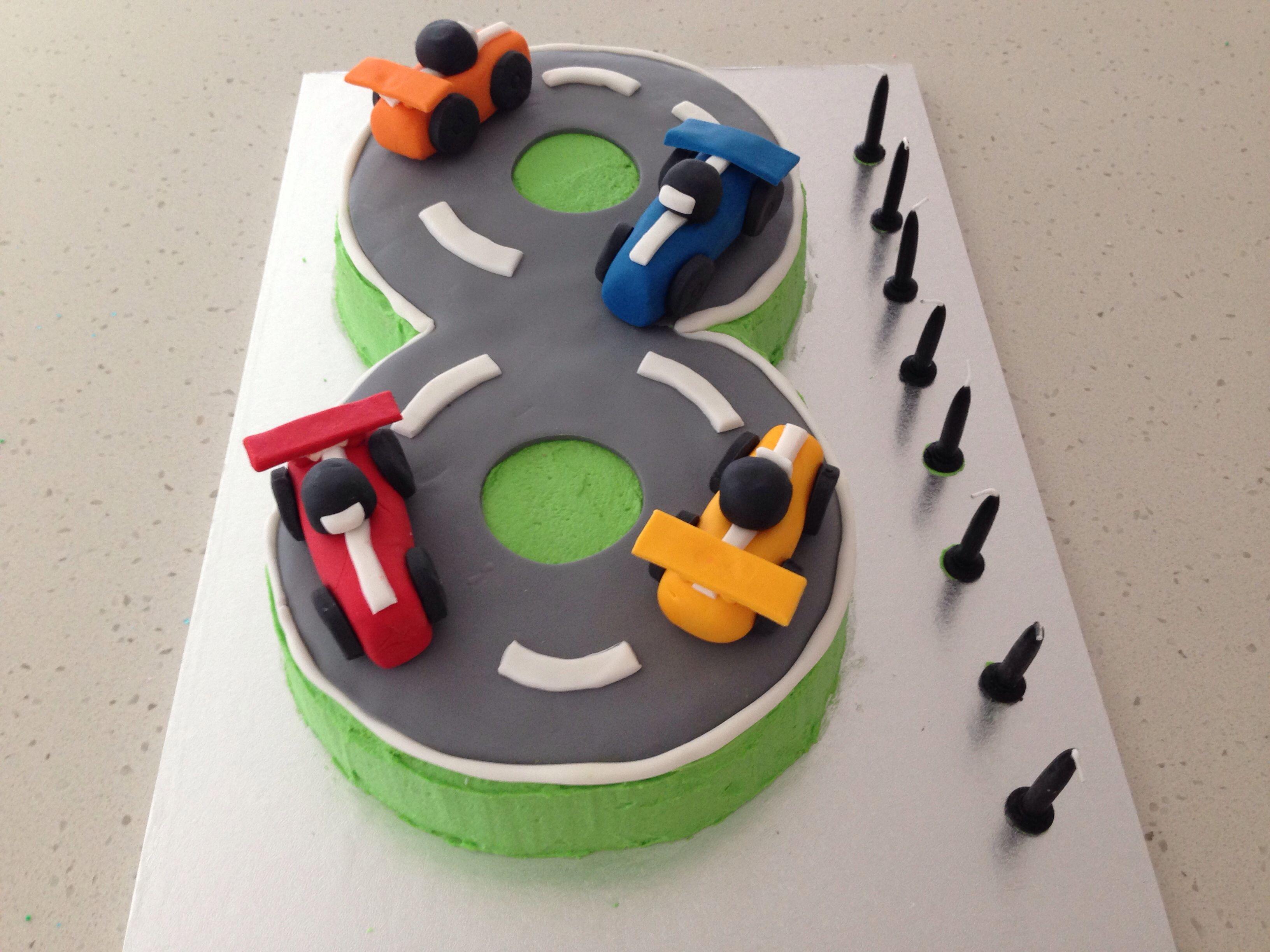 Slot car track cake inspired by httpcakejournaltutorials slot car track cake inspired by httpcakejournaltutorials baditri Choice Image