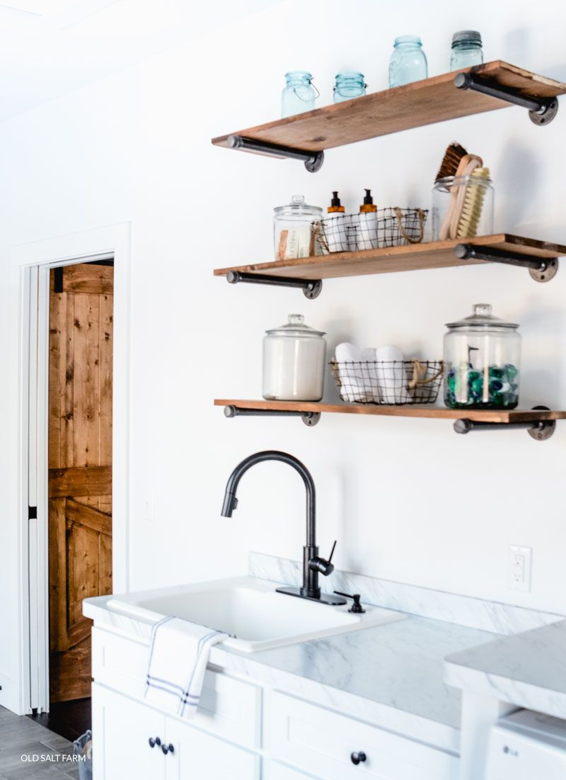 Why I Love My Laundry Room Faucet With Images Laundry Room Laundry Room Diy Laundry Room Renovation