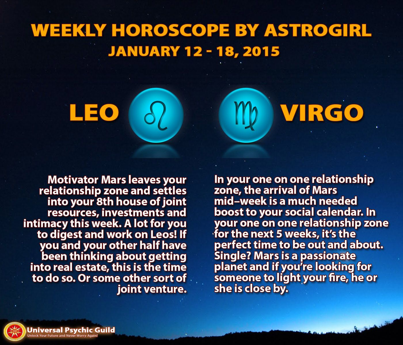 leo january 18 weekly horoscope