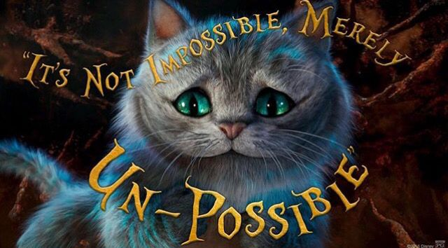 Alice Through The Looking Glass Cheshire Cat Quote With Images