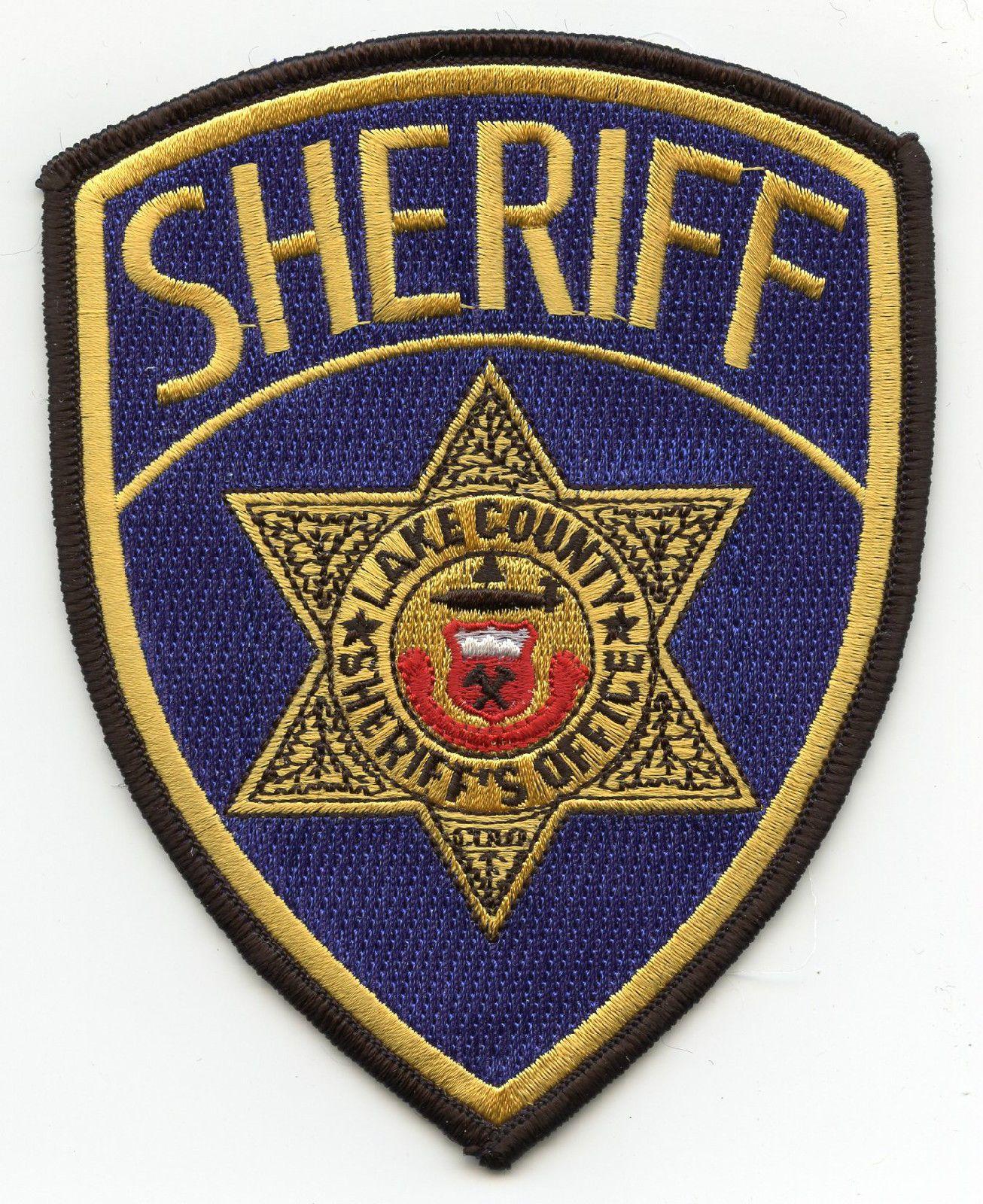 $3 99 - Old Vintage Lake County Colorado Co Sheriff Police