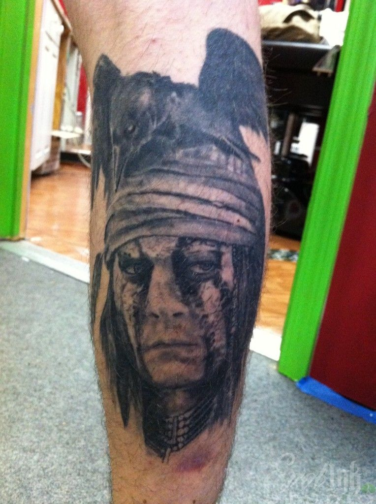 9ba1cd987 Johnny Depp Tattoos by Rosaland~Evol Ink. | Cool Tattoos | Johnny ...