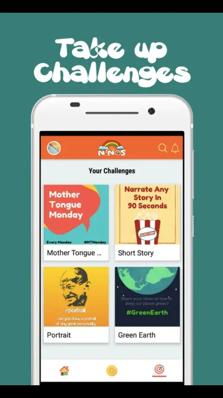 NinosApp India's 1st Talent app for children. We aim to