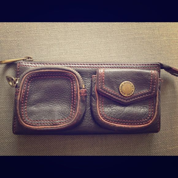 Marc by Marc Jacobs wallet Used for about a year. Well loved and good condition! Marc by Marc Jacobs Bags Wallets