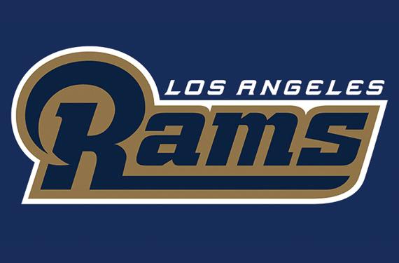 Los Angeles Rams Unveil New Logo Los Angeles Rams Logo Los Angeles Logo Los Angeles Rams